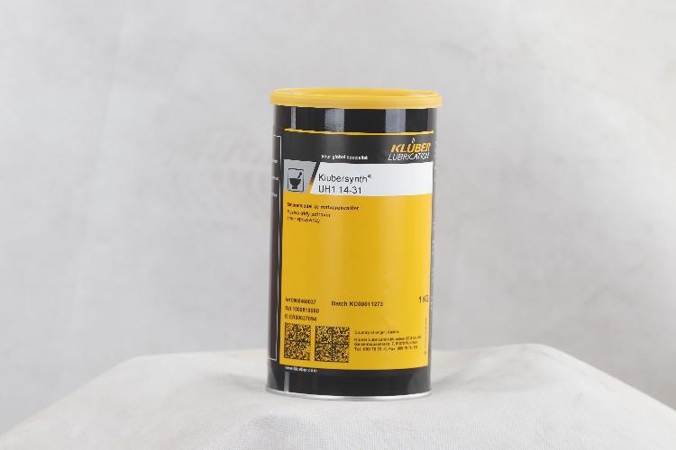 安徽宣城克鲁勃UH114-31食品级润滑脂厂家直销