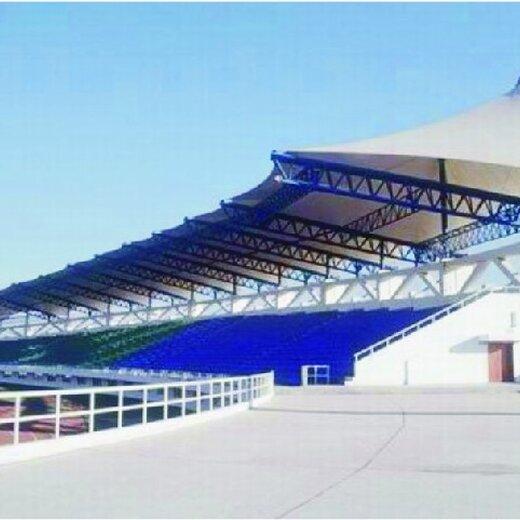 浙江體育場膜結構看臺景觀多少錢,膜結構建筑
