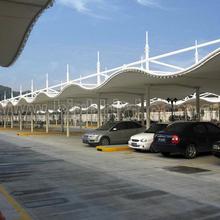 上海優質膜結構車棚材料