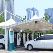 嘉定優質膜結構車棚優質服務