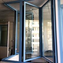 大連沙河口區折疊窗廠家質量可靠圖片