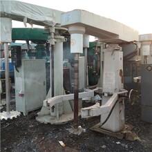 华弘回收高速搅拌机,忠县回收二手分散机图片