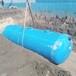 阿拉善盟50立方玻璃鋼化糞池