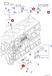 小松推土機S6D140密封6217-71-9770原廠原裝配件
