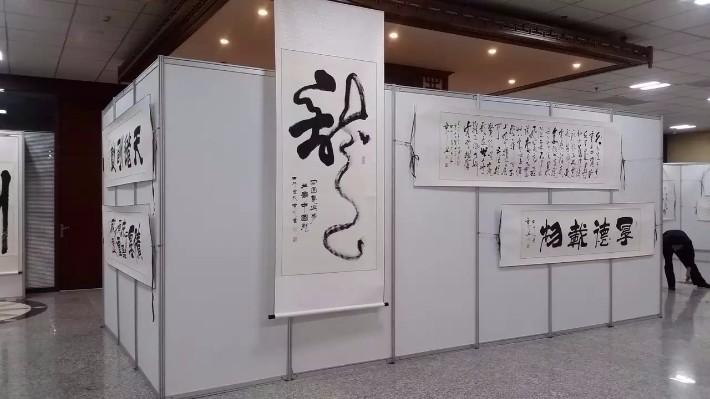北京学校画展展板租赁,布置搭建展板租赁,展览画展展架出租