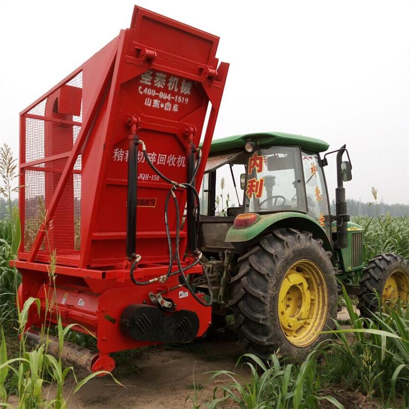 春明玉米茎穗收割机