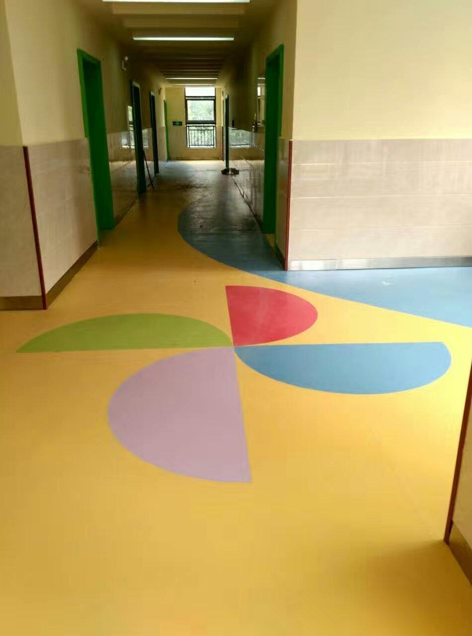 【幼儿园pvc塑胶地板,生产,销售,安装,售后,一站式服务】- 黄页88网