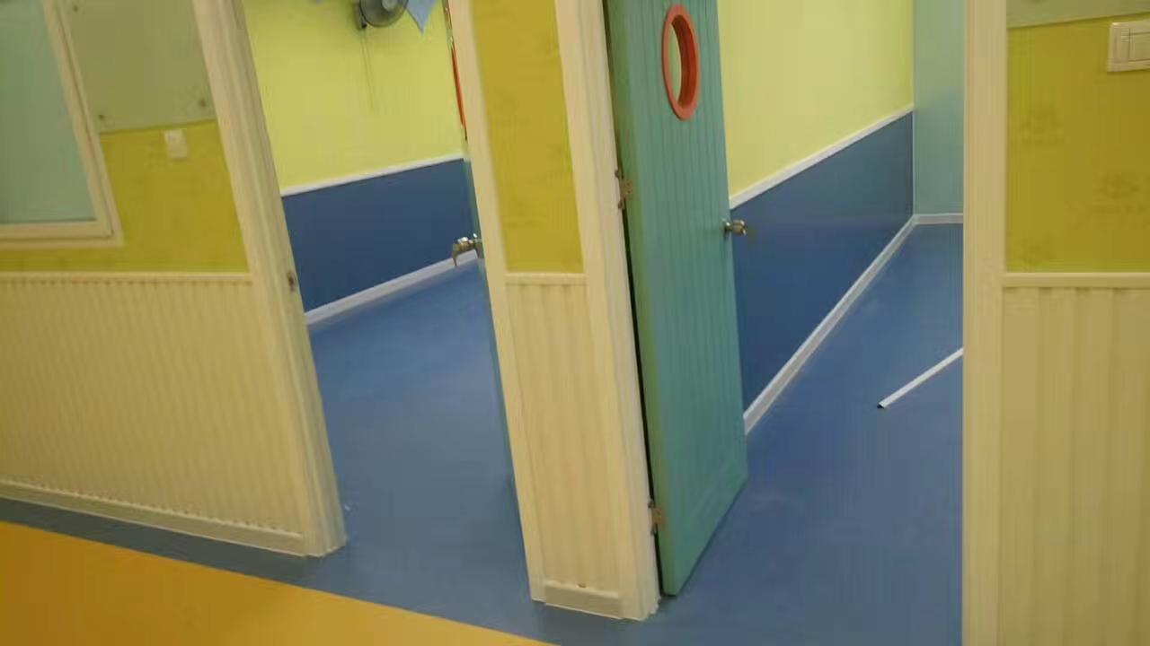 【学校专用pvc地板,塑胶商用地板,奥丽奇塑胶】- 黄页88网