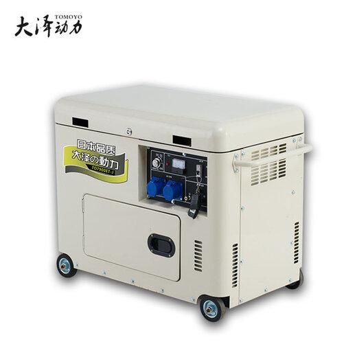 TO6800ET-J大澤柴油發電機價格