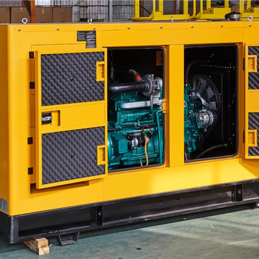 電啟動120KW柴油發電機全自動