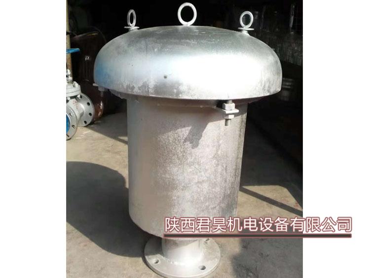储罐液压安全阀gya油罐顶排气放气阀备用呼吸阀安全泄压阀图片