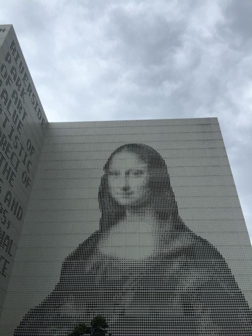 图形冲孔铝单板