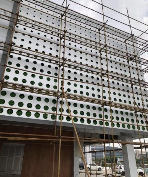 冲孔幕墙铝单板
