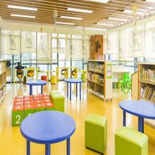 幼兒園室內塑膠地面pvc地膠廠家圖片