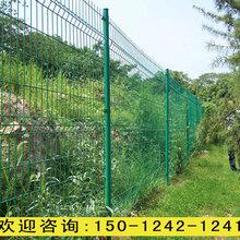 锌钢隔离栅厂家中山边框围栏网惠州花坛护栏网