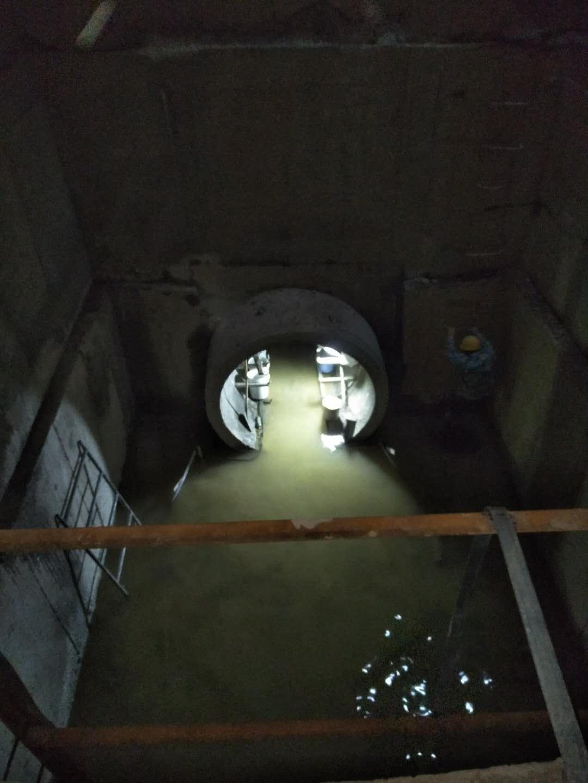 【西安工程堵漏施工西安顶管堵漏施工图纸堵漏彩钢顶管棚的图片