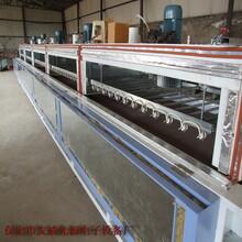 厂家定做隧道热风炉电加热不锈钢网带玻璃热风炉图片