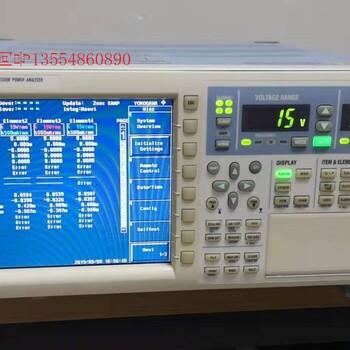 现金收购横河YOKOGAWAWT1804E高性能功率分析仪/功率计
