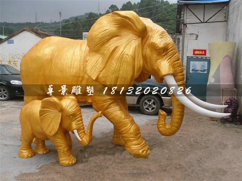玻璃钢动物雕塑_动物雕塑模型_健康广场简单钢雕塑