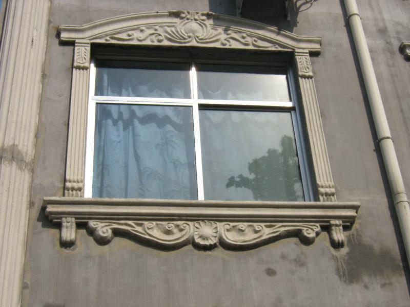 外墙欧式构件如何安装