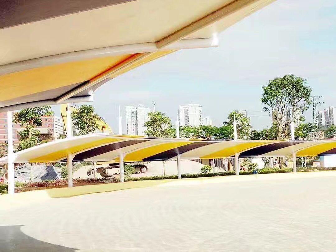 【莱芜膜结构汽车棚膜结构自行车棚】- 台州黄页88网