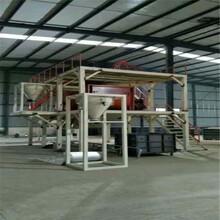 压模式匀质板设备生产技术图片