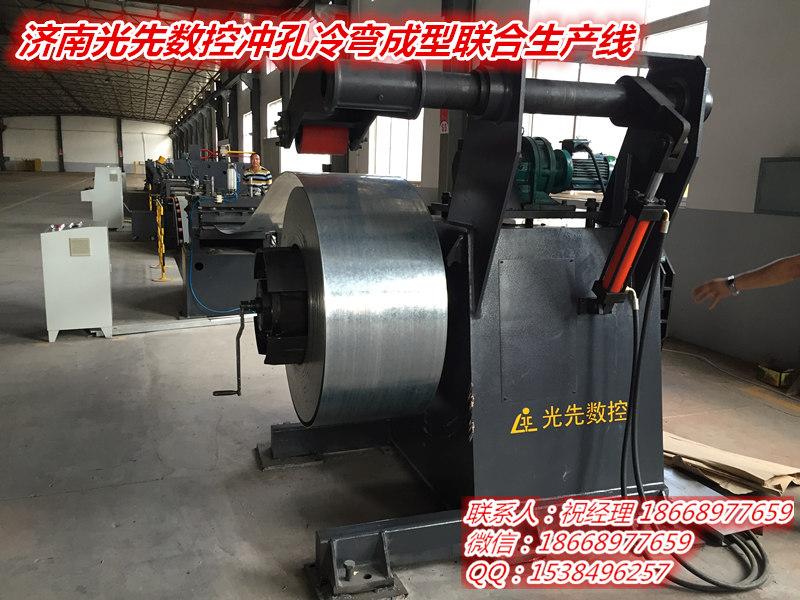 机床 数控机床 济南光先滚压成型生产线钢结构专.