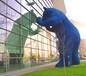 玻璃鋼熊雕塑巨型卡通雕塑定制廠家