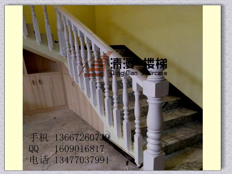 欧式楼梯栏杆价格_优质欧式楼梯栏杆批发/武汉清漫楼梯