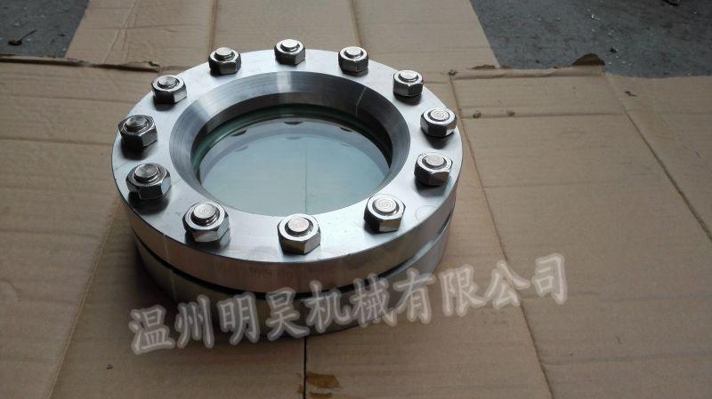 供应平板设备视镜,圆形玻璃视镜,平焊法兰视镜