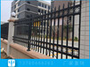 瓊中學校外墻鋅鋼護欄出售黃埔供電局圍墻柵欄標準工廠鋅鋼欄桿