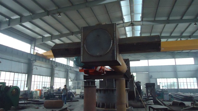 【森淼衣柜定制码头图纸卸船机优质LC100t/h输港口定制机械布局图片