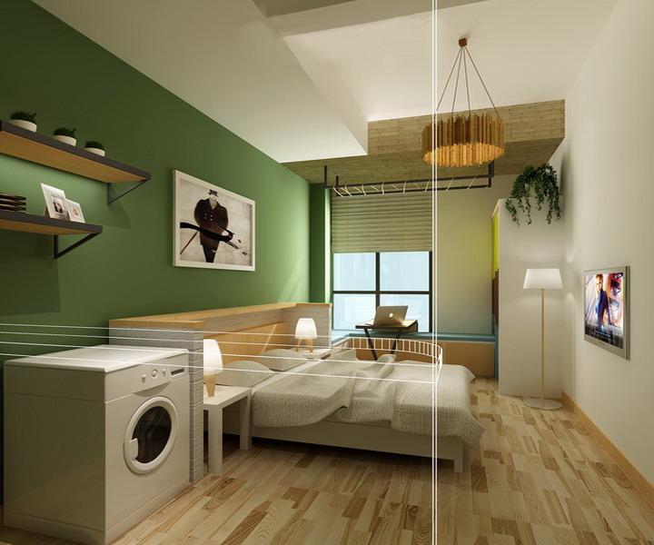 深圳效果公司告诉您办公室如何节省空间:分享多款实用的loft小型办公