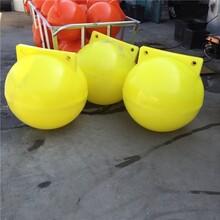 水深警示游泳警示浮球水庫浮筒是界樁水上工程