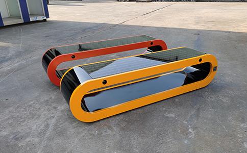 智慧太阳能座椅智能座椅产品实拍