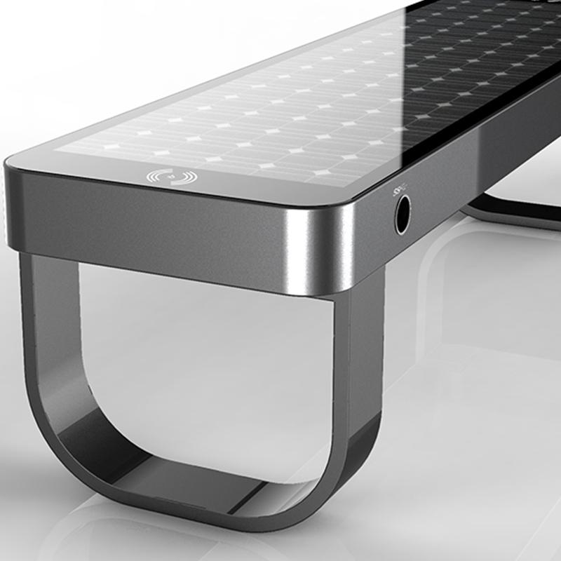太阳能座椅设计说明