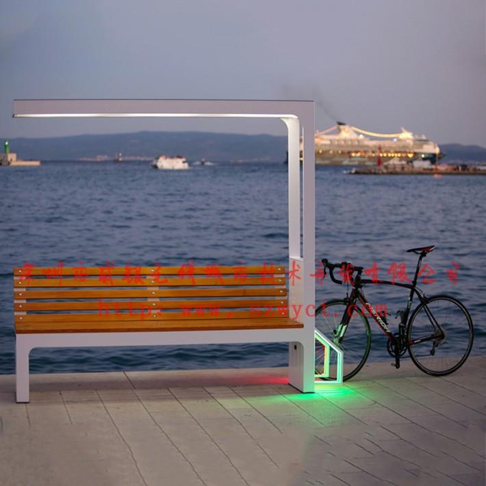 智慧座椅滨海广场