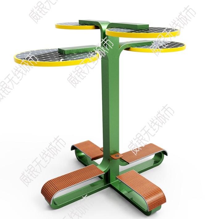 智慧太阳能座椅厂家供应