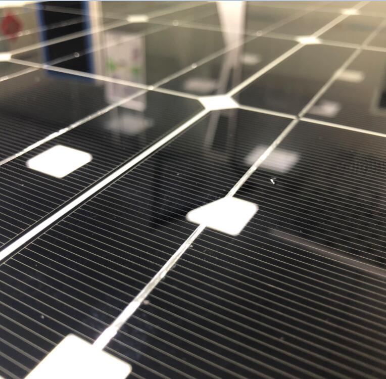 智慧公园座椅太阳能电池板