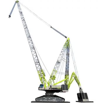 ZCC18000中聯重科1600噸履帶吊出租