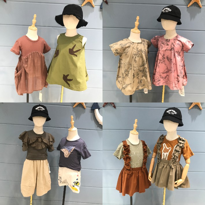 世通服饰是一家的品牌折扣童装男女成人装供货商