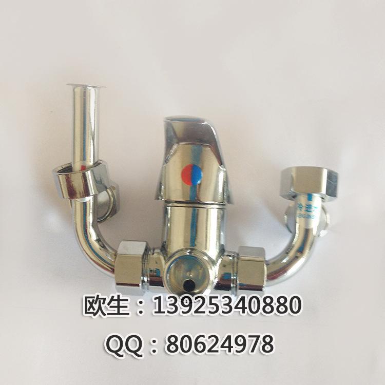 海尔电热水器配套u型混水阀(混水阀安装)