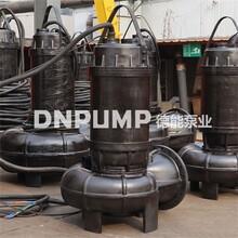 WQ-大型排污排涝防洪灌溉潜污泵图片