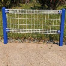 草绿色护栏网规格价格浸塑护栏网厂家