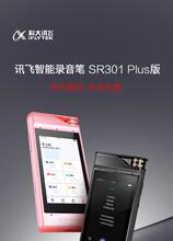 科大訊飛智能錄音筆SR301PLUS圖片