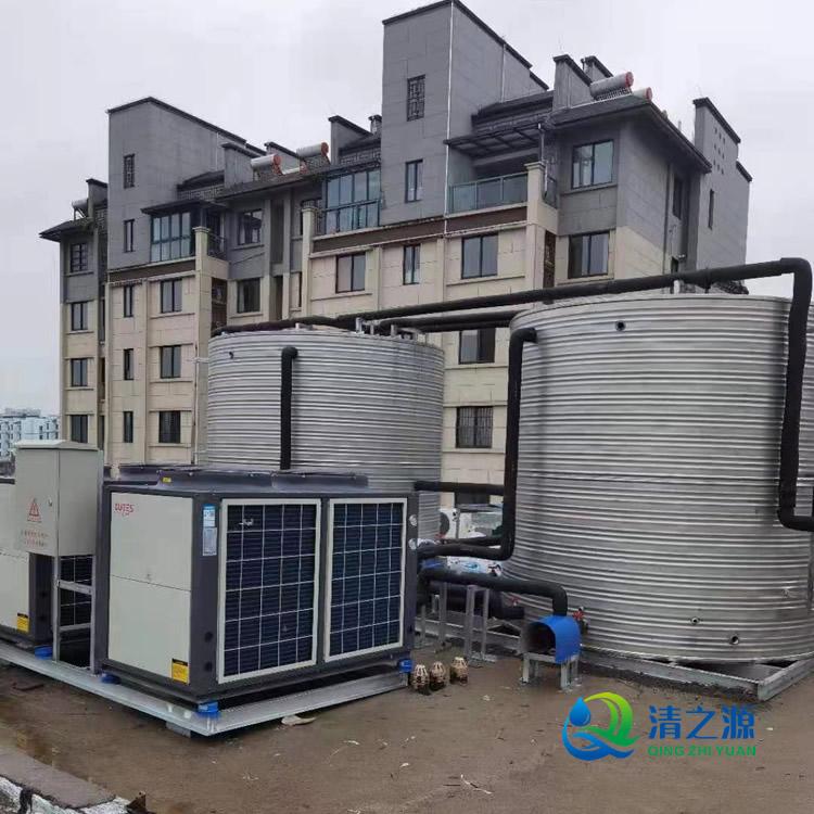 商用空气能热水器工厂酒店单位工地热水工程2P3匹5P空气能热泵