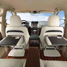 豐田霸道改裝升級四座版航空座椅木地板SUV秒變商務