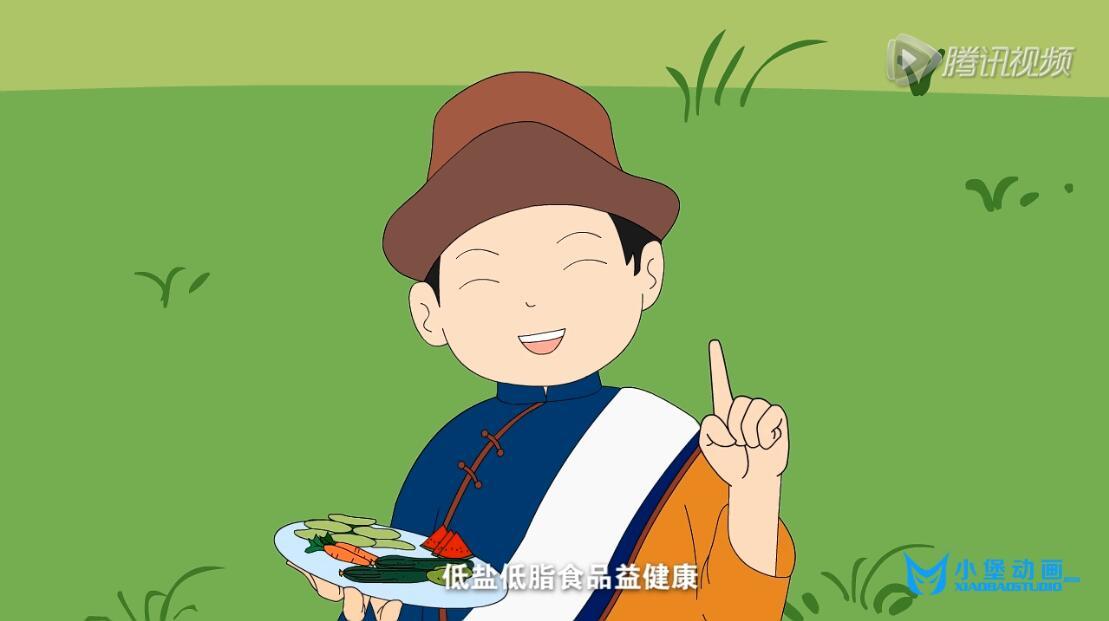 西藏电视台公益广告-高原慢性病 杭州mg动画二维动画三维动画公益图片