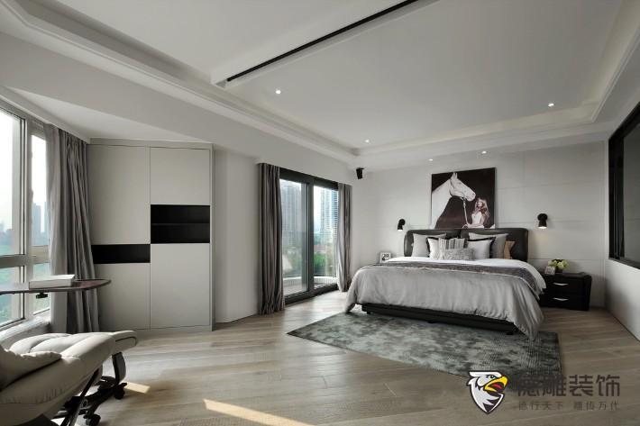 卫生间选用了爵士白的瓷抛砖, 既能拓宽空间的视野, 明亮干净的环境图片