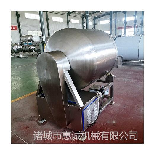 紅原縣新款惠誠自動真空滾揉機廠家,肉制品腌制機